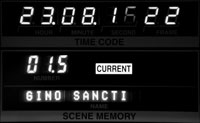 DVD Captatie Gino Sancti