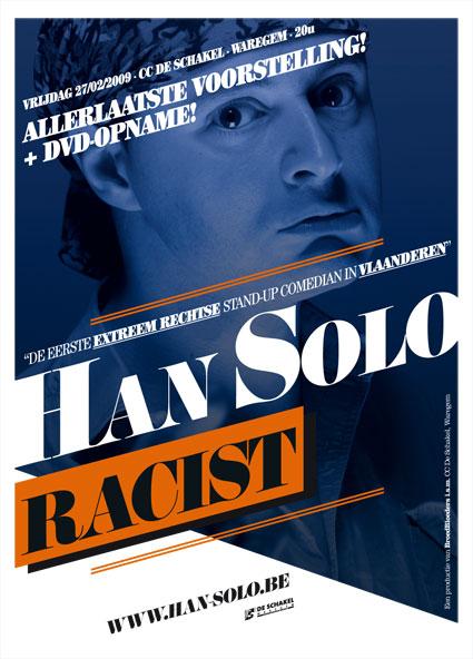 Allerlaatste voorstelling Han Solo